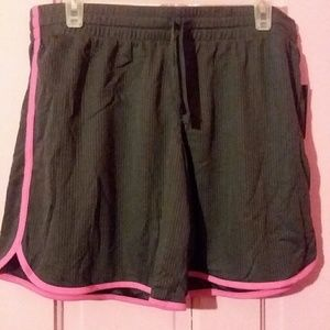 New Women's Athletic Works shorts